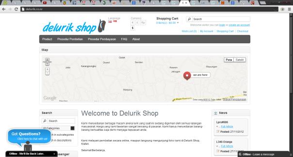 delurik shop